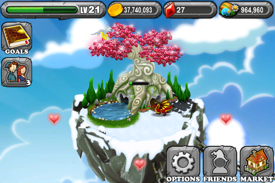 How To Breed A Rainbow Dragon http://forestfly.wordpress.com/2011/12/15/how-to-get-a-rainbow-dragon-in-dragonvale/