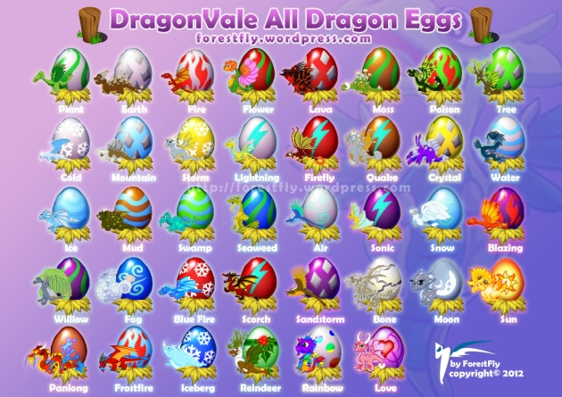 coloring pages dragonvale eggs - photo#34